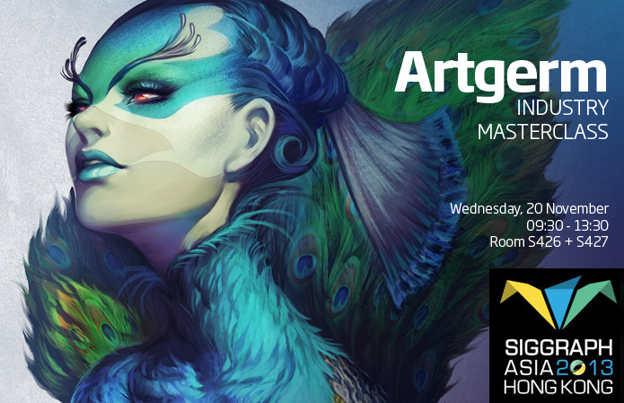 Artgerm MASTERCLASS ad by Artgerm