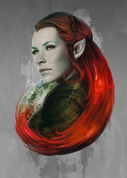 Head of Elven