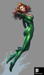 DC Cover Girls - Mera
