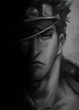 Jotaro Sketch