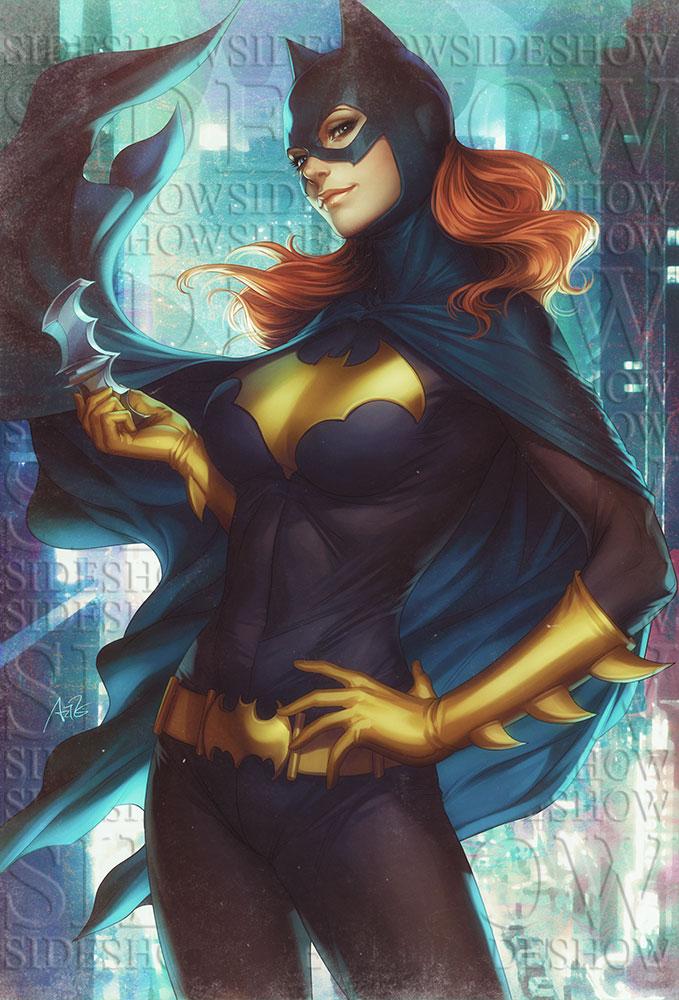 Batgirl Premium Format Figure by Artgerm