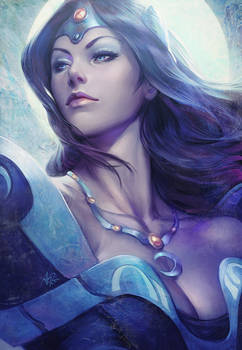 Mirana the Moon Priestess