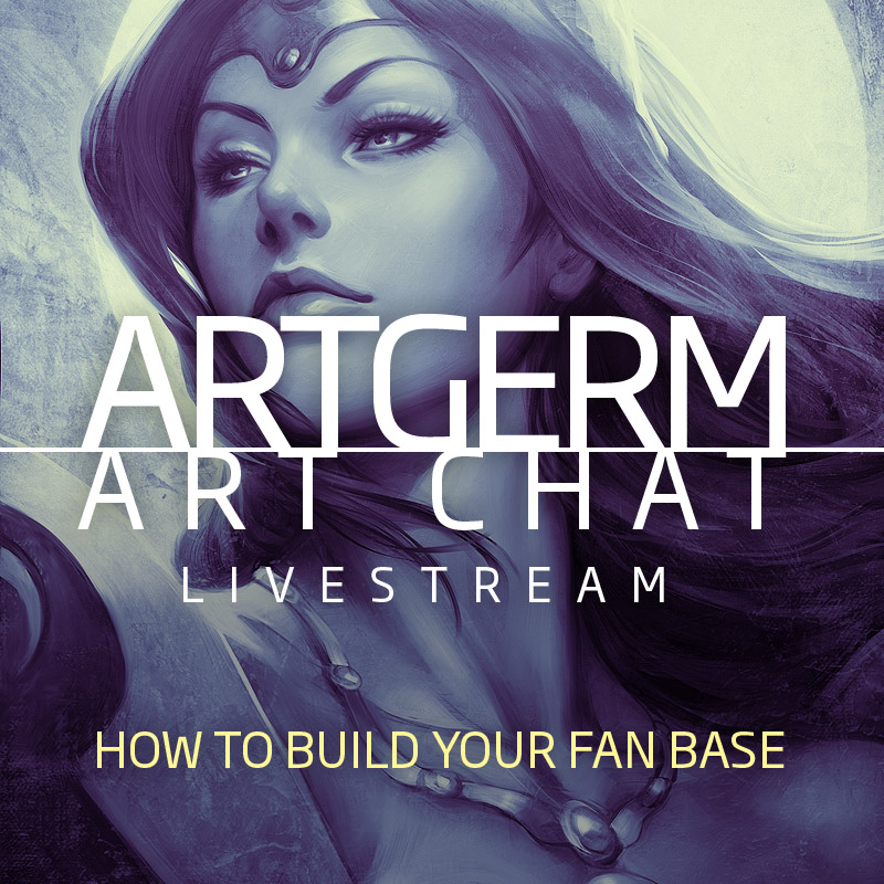 Art Chat Fanbase by Artgerm