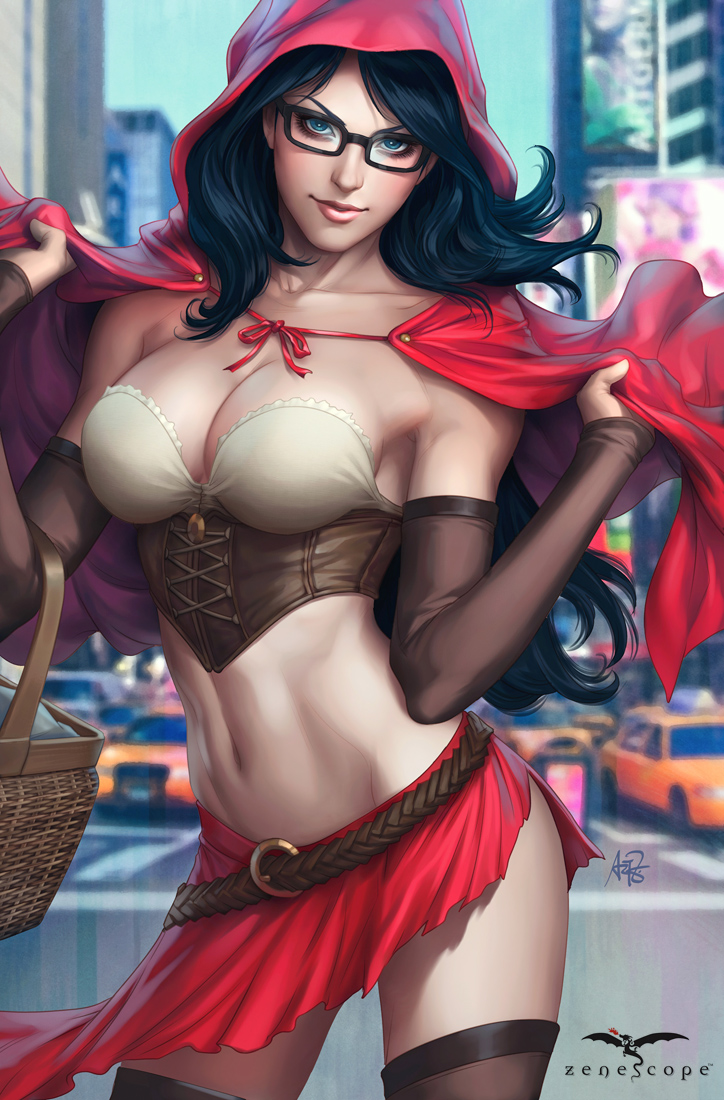 Sela at NYCC by Artgerm