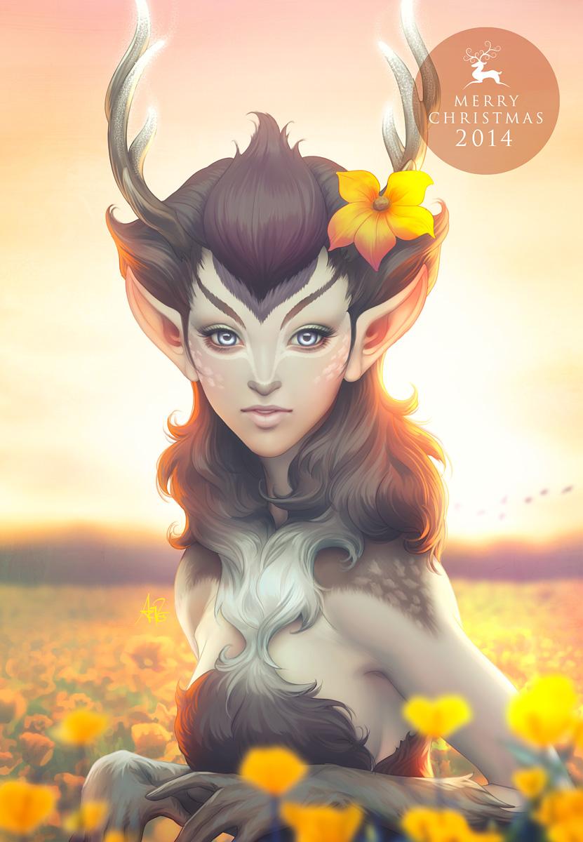 Deer princess 2014