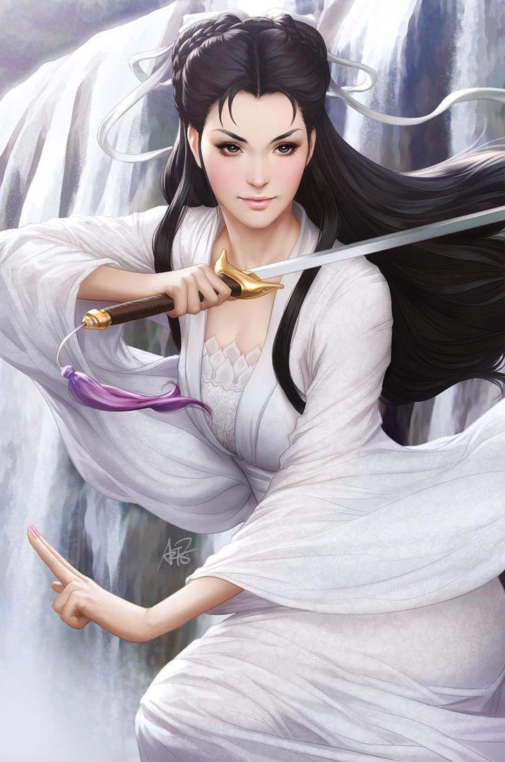 [Fan Arts] Artgerm (Stanley Lau) Xiaolongnu_final_lr2_by_artgerm-d8jfu1p