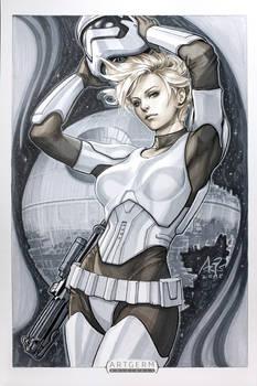 Ms Stormtrooper