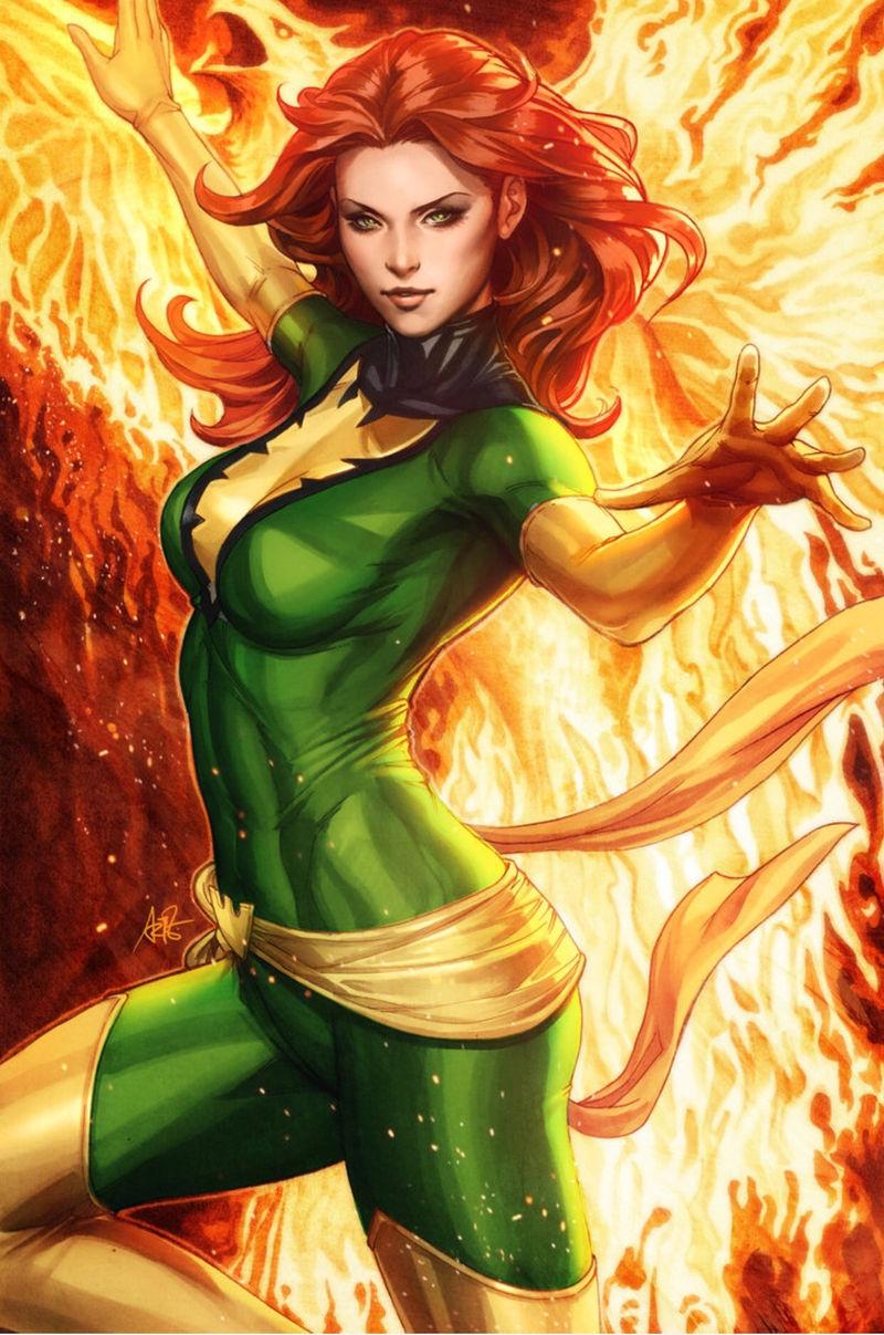 Phoenix Arise Color