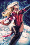 XM Ms Marvel Art