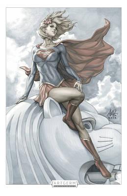 Supergirl STGCC 2015