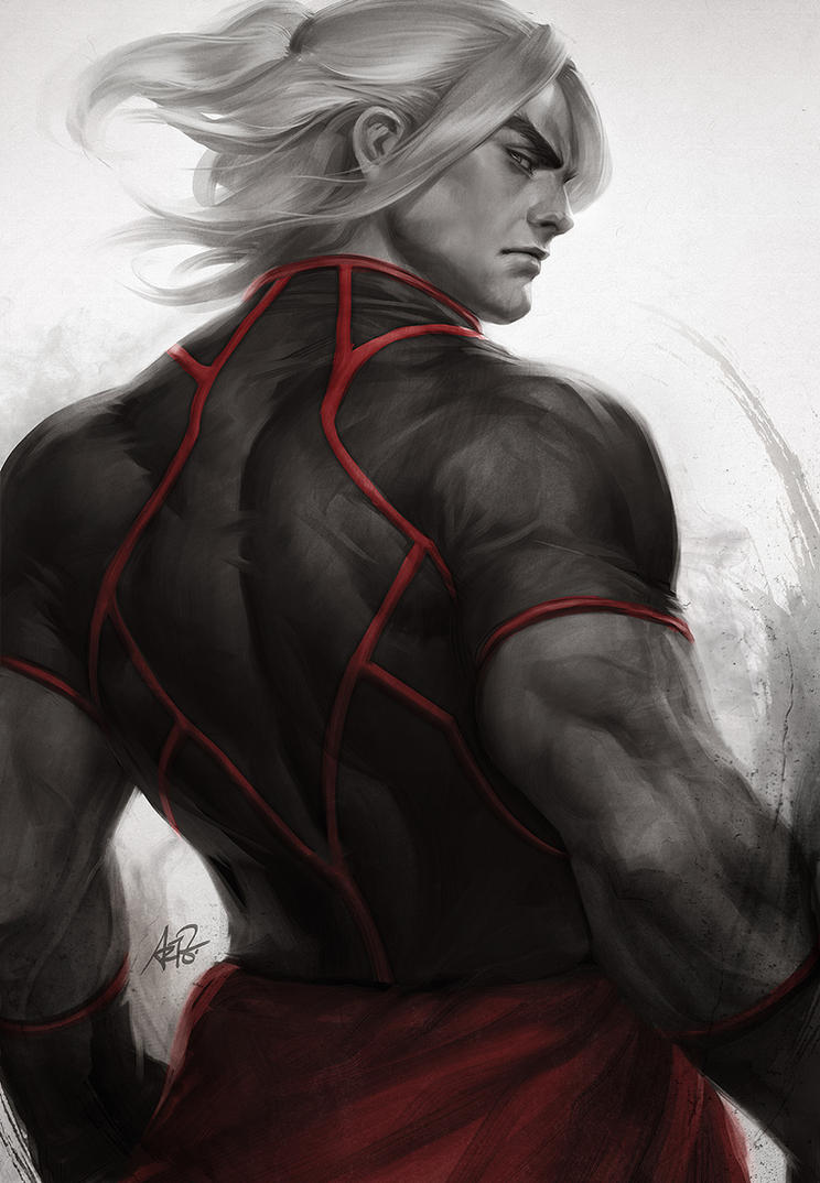 Is There A Character Redesign That Is Worse Than Ken From Sfv In