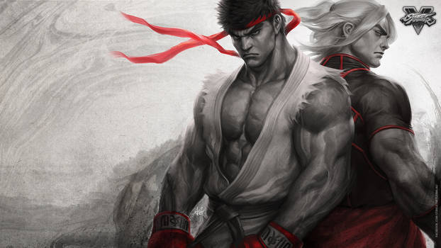 Brotherhood of Fury Wallpaper