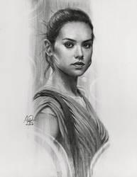 Rey by Artgerm