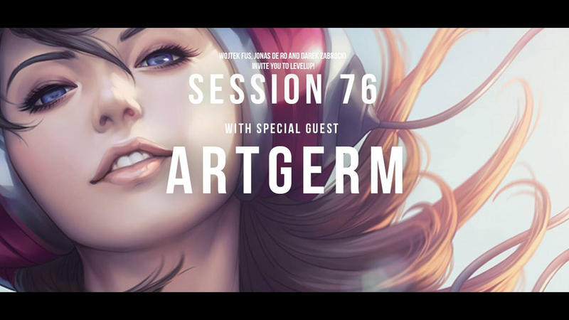 Level Up Session with Artgerm by Artgerm