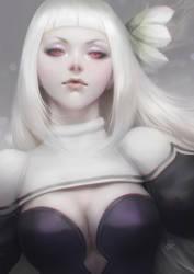 Magnolia by Artgerm