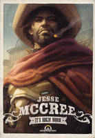Mccree by Artgerm