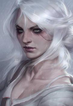 Ciri Portrait