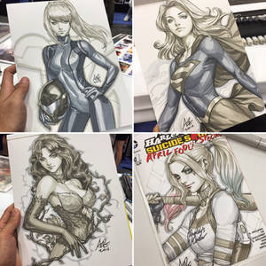 SDCC sketches