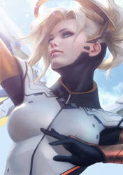 Mercy by Artgerm