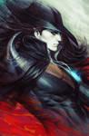 Vampire Hunter D Comic Cover