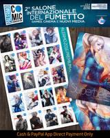Palermo Comic Con by Artgerm