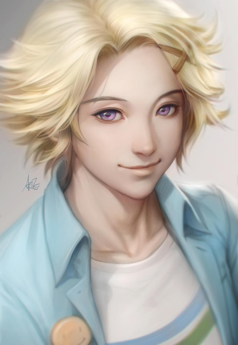 Yoosung By Artgerm On Deviantart