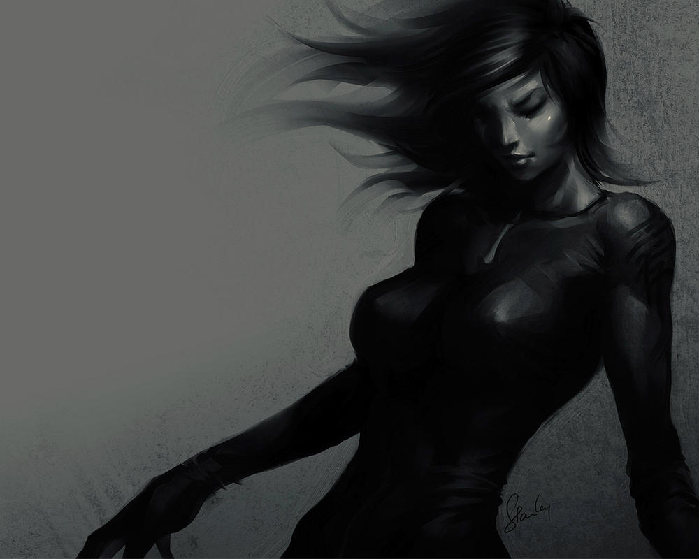 Pepper Mono by Artgerm