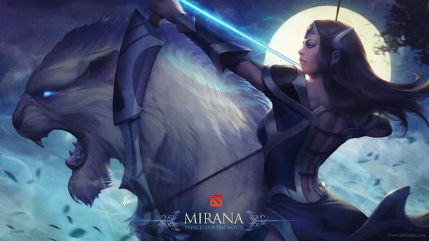 Mirana Sacred Arrow
