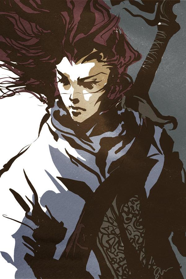 Blade by Artgerm