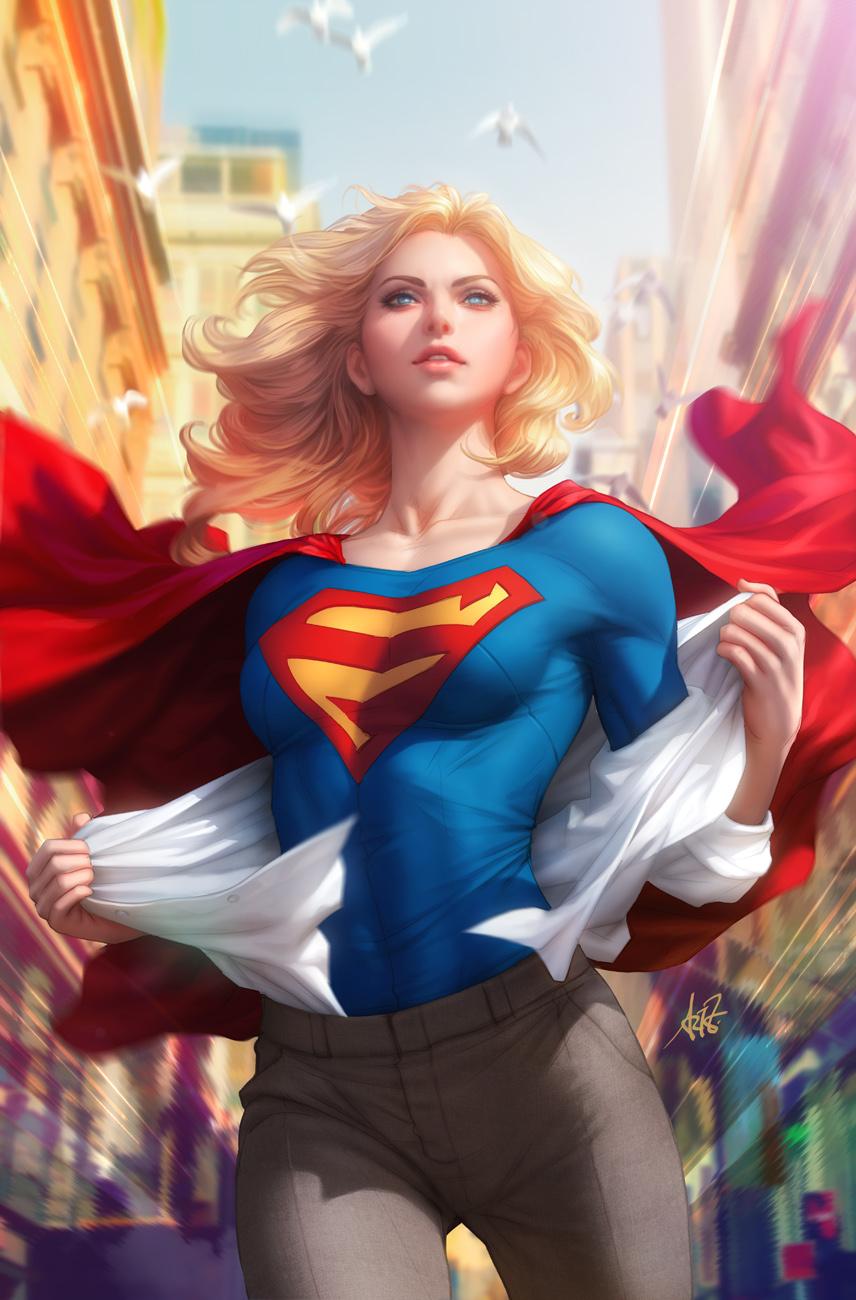 Supergirl 15 by Artgerm