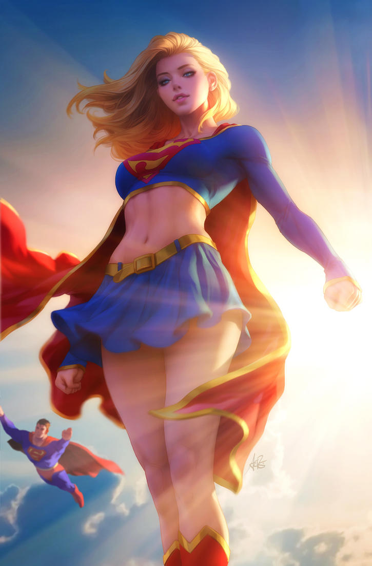 Supergirl 20 by Artgerm