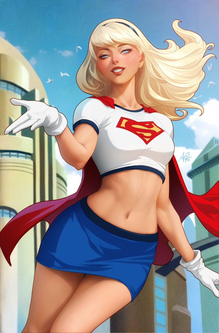 Supergirl 19 by Artgerm