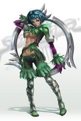 SoulCalibur III - Tira