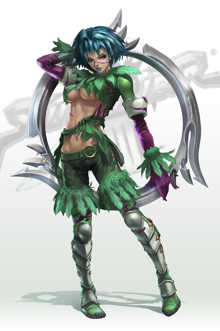 SoulCalibur III - Tira by Artgerm