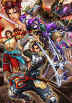 Soul Calibur III Set Card 1