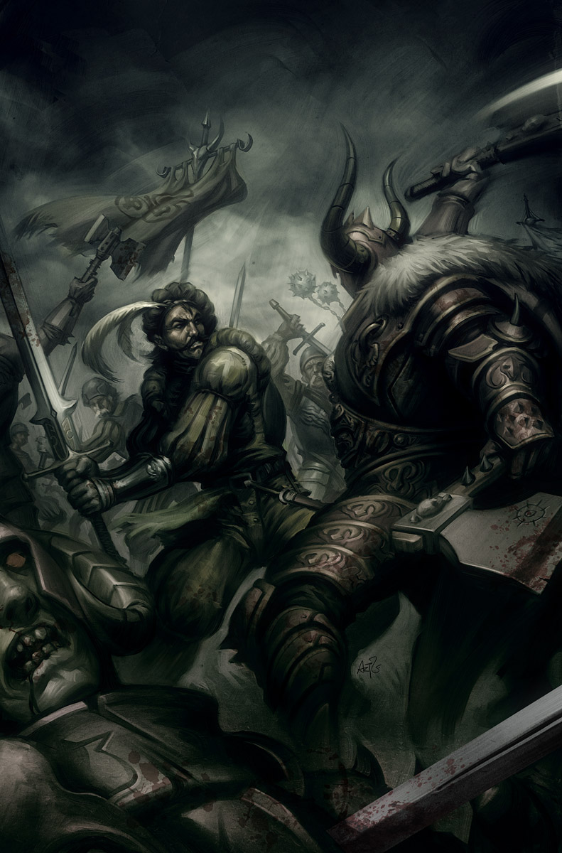 [Warhammer Fantasy Battle] Images diverses - Page 2 Warhammer____forge_of_war_5a_by_artgerm