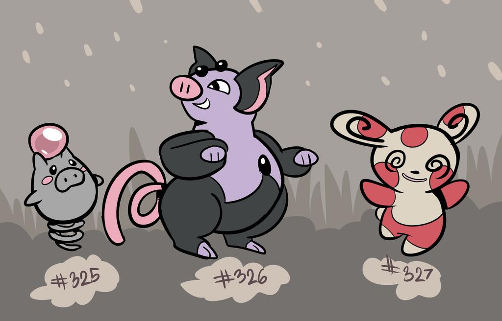 Pokemon Grumpig Images | Pokemon Images