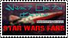 Star Wars Fans Stamp by CommanderWolffe
