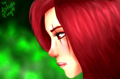 Katarina by AstuteFrog