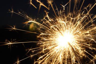Spark a flame