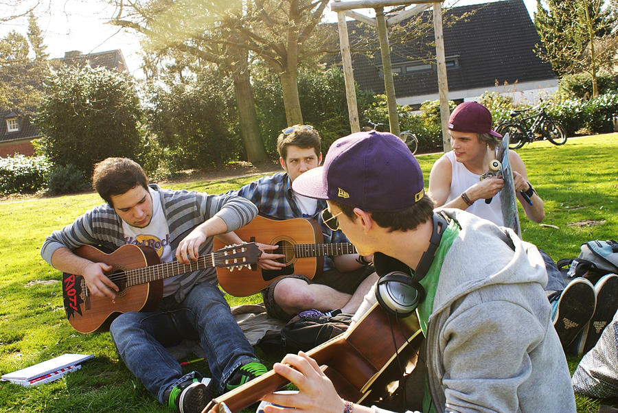 boys with guitars by a n n a smiles on deviantart
