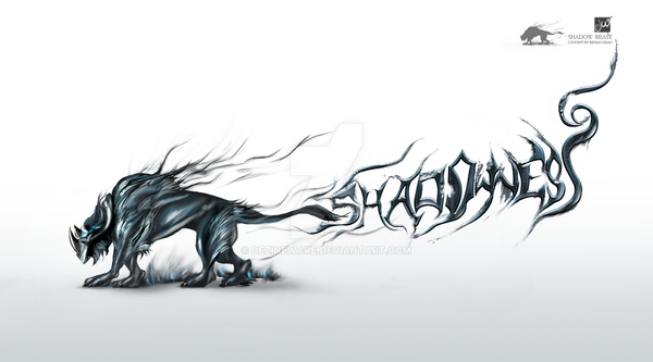 SHADOW BEAST by dezineware