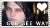 .Gee Gee Way Stamp. by BubblezKuddlez