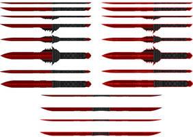 Classic Xionic Sword by XionicDXelt