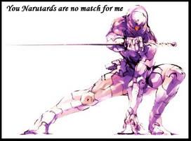 Cyborg Ninja Meme by XionicDXelt