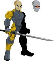 Cyborg Ninja Class by XionicDXelt