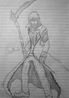 Jack The Ripper figure by XionicDXelt