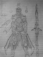 Ultimate Elemental Knight by XionicDXelt