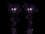 [P] Black Zircon