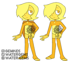 [P] Yellow Zircon by watergems